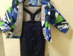 New demi-season suit, 116