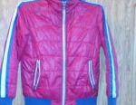 Autumn jacket. Two-sided