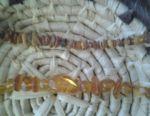 Beads natural amber