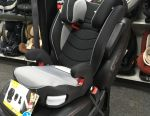Baby car seat JOIE SHIELD ISOFIX (9-36 kg)