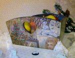 Цукерниця декупаж подарунок кухня декор будинку