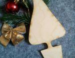 Bucăți de brad de Crăciun