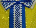 School bows + brooch