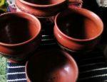 Pots for solyanka, kharcho, kebab, 2 courses!