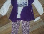 Calvin Klein kot pantolon ayarla