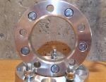 Spacers wheel hub discs 5h139.7 (25mm)
