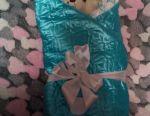 Κουβέρτα σε ένα απόσπασμα από νοσοκομείο μητρότητας.