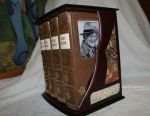 Books in the original binding. The Bible, the Koran, the Criminal Code of the Russian Federation