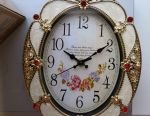 Wall clock (size 24 * 19)