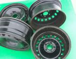Wheels for Ford Focus R16