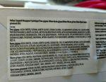 Σετ δώρου για ντους Mandarin γκρέιπφρουτ