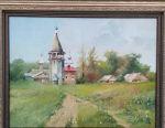 Original paintings by artists Vladimir and Sevastopo