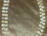 Crystal beads. Czech Republic 60's. Vintage.