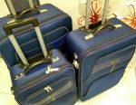 Suitcase on wheels Loyd. Delivery is free