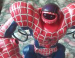 Spiderman Robot