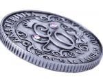 Екатерина новая подарочная монета