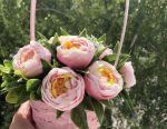 Bouquet of soap