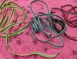 Shoelace reflector