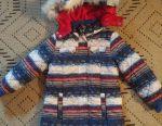 Coat for the cold demi-season