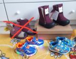 New 23 size sneakers, boots, boots, sneakers