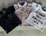T-shirts, blouses, longslivy