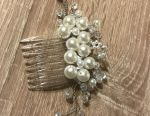 Delicate wedding comb