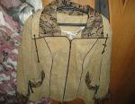 Female jacket demi-season new size 56