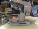 Microscope biolam r15 used.