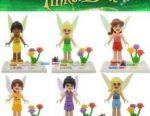 Lego minifigures for girls.