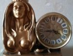 Table gift quartz watch