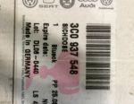 Θήκη Ασφαλείας Volkswagen 3C0937548
