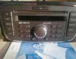 Audio system FORD FOCUS
