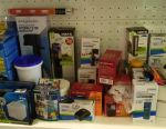 Filters for aquariums and accessories.