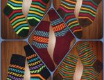 Wool socks in stock and on order