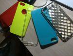 Apple iPhone 5'ler için Kapaklar