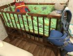 Baby cot All set