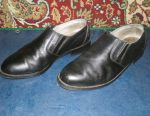 Boots made of genuine leather