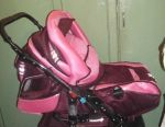 Stroller for girls