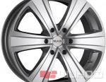Wheel disks MAK Fuoco 6 7.5x17 PCD 6x139.7 ET 38 DIA 67.1 Matt Black