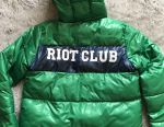 Sleeveless Alive for teenager, Riot club Jacket