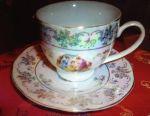 Setul de ceai din Madonna
