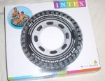 Inflatable wheel - truck wheel 114 cm Intex