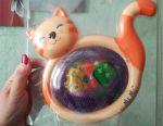 Кішка-сачок для купання нова
