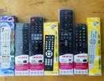 LG remotes