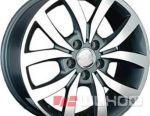 Колесные диски Replica Mercedes (MB125) 7.5x17 PCD 5x112.0 ET 47.5 DIA 66.60 GMF