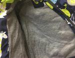Autumn jacket membrane