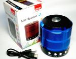 🔥 Mini Bluetooth Speaker USB TF AUX FM Mic