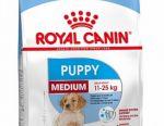ROYAL CANIN MEDIUM PUPPY для цуценят середніх порід