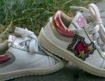 Kız için ayakkabı ... İtalya