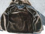 Deri kışlık ceket